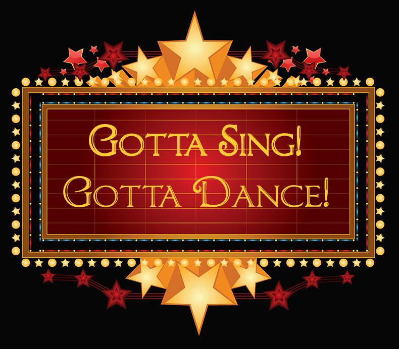Gotta Sing! Gotta Dance!  Musical Theatre Lecture by Richard T. Hanson, Tucson AZ