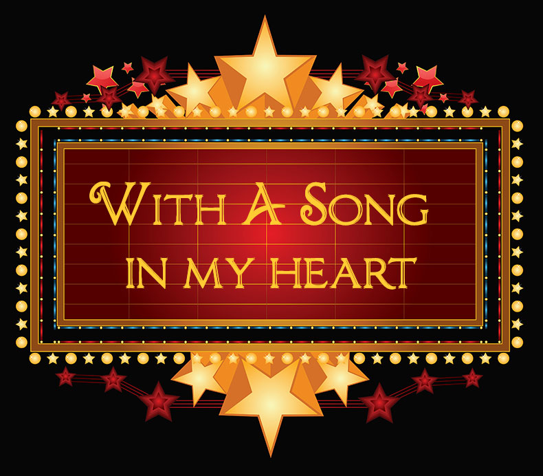 With A Song In My Heart Musical Theatre Lecture with Richard T. Hanson, Tucson, AZ