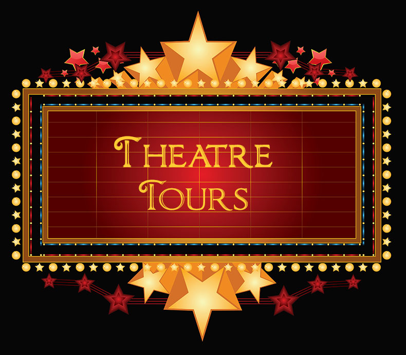 Musical Theatre Tours to see Broadway Musicals with Richard T. Hanson