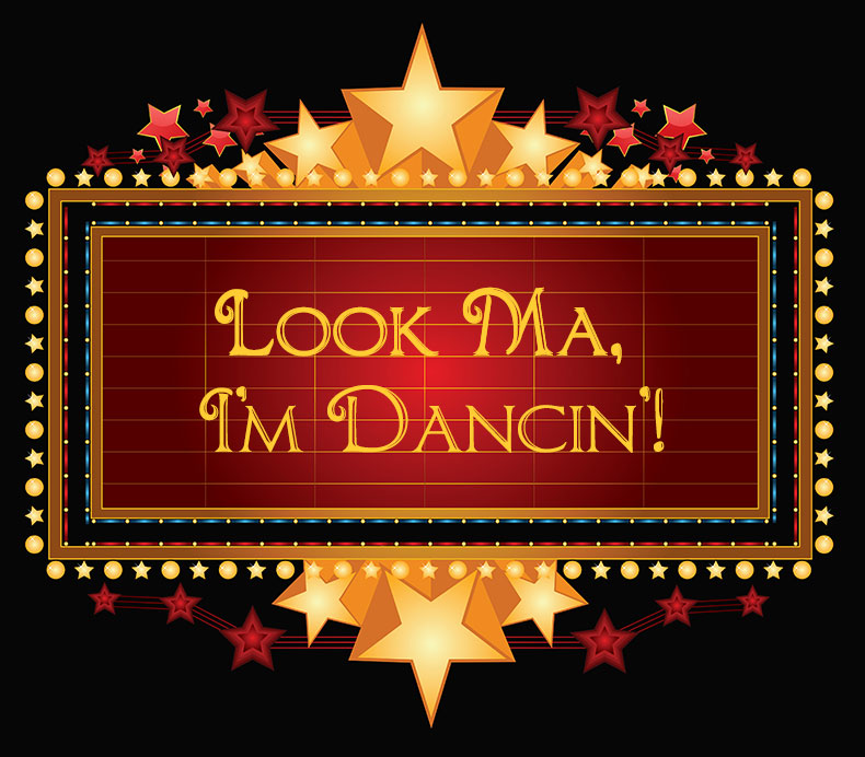 October 2014, Look Ma I'm Dancin' musical theatres lectures with Richard T. Hanson of Tucson, AZ