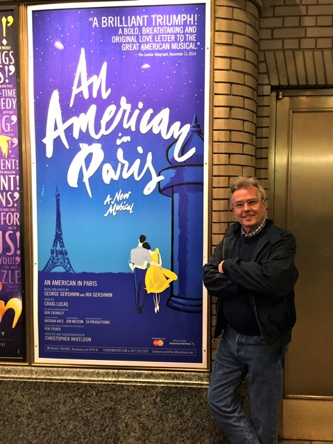 Contact Richard T. Hanson to book a Musical Theatre Lecture of Broadway Tour